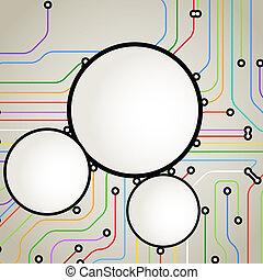 metro, kolor, tekst, abstrakcyjny, kwestia, tło, ułożyć