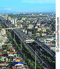 metro, manila