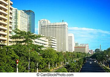 Metro Manila - Malate district, Metro Manila, Philippines