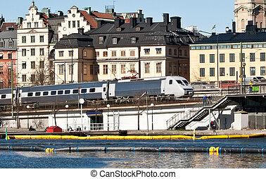 Metro Stockholm