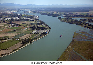 Metro Vancouver - Richmond and Fraser River
