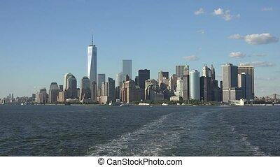 Metroplitan City Of New York