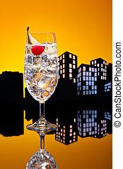 metropole, cocktail, tom, tonikum, gin, collins