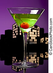 metropolis, alma, martini