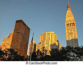 Metropolitan Life Insurance Company - New York City