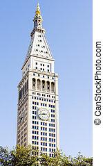 Metropolitan Life Insurance Company building, Manhattan, New York City, USA