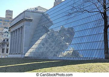 Metropolitan Museum - Metropolitan museum in Manhattan in...