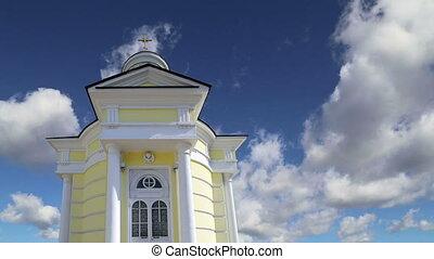 Metropolitan Philip's Church.Moscow - Metropolitan (holy...