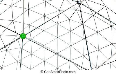mettallic nodes