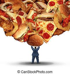 mettere dieta, sfida