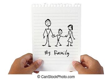 meu, família