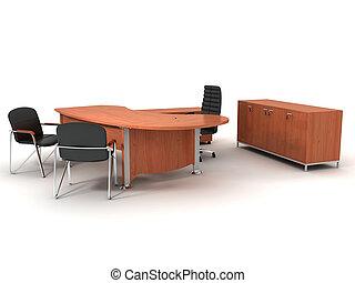 Int rieur nouveau moderne meubles bureau photo de stock for Bureau licence