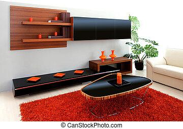 meubles, moderne