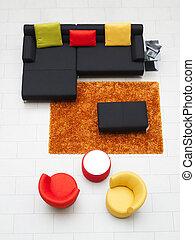 meubles modernes
