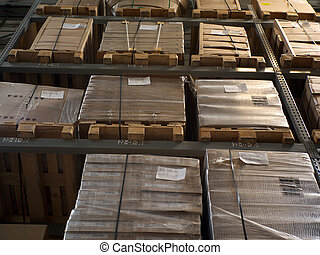 meubles, warehouse.