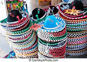mexian, sombreros, venta