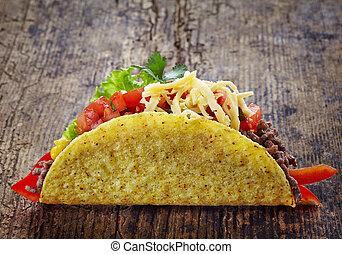 mexicain nourriture, tacos