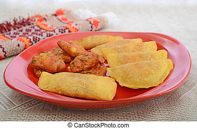 Mexican appetizers