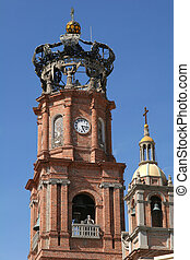 Mexican Church Steeple
