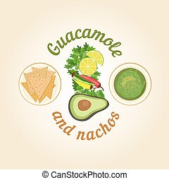 Mexican food style. Mexican cuisine Concept.