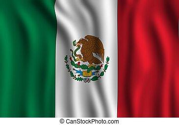 mexican lobogó