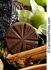 Mexican mole sauce ingredients - Basic ingredients to...