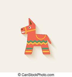 Mexican party pinata