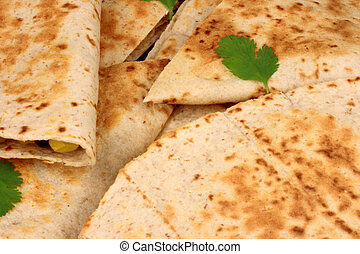 mexican quesadilla - Fresh hot perfectly made mexican...