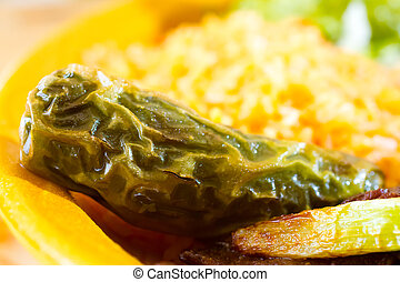 Mexican Restaurant Food