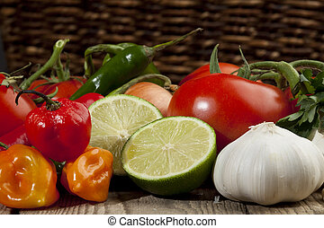 mexican vegetables
