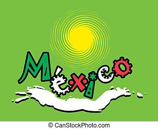 mexicano, cena