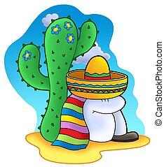 mexicano, sueño
