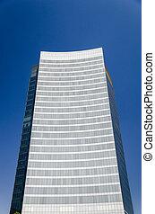 Mexico City Skyscraper