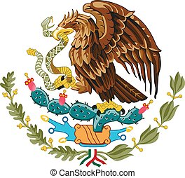 Mexico, coat of arms