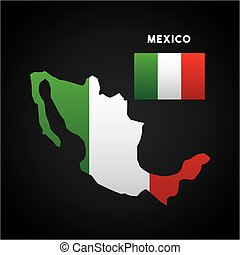 mexico country map
