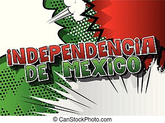 mexico., de, independencia
