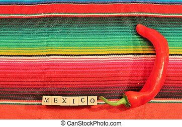 Mexico Fiesta Background