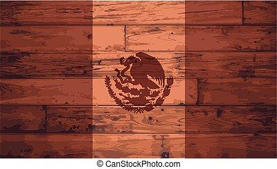 Mexico Flag Brand