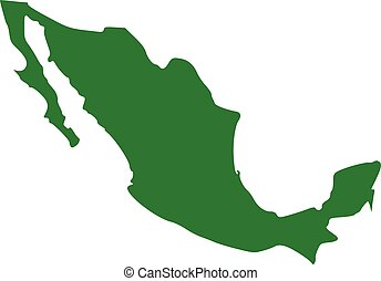 Mexico map