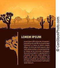 Mexico travel design template