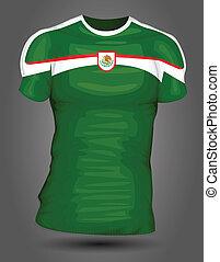 mexikó, futball, mez