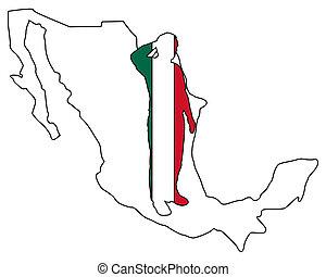 mexikanisch, gruß