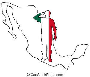 mexikansk, hilsenen
