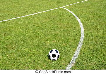 mező, focilabda
