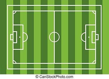 mező, futball