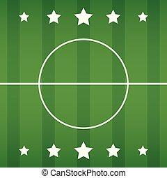 mező, futball, háttér