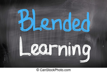 mezclado, aprendizaje, concepto