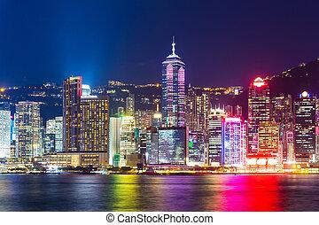 mezník, hongkong
