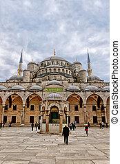 mezquita azul, 05