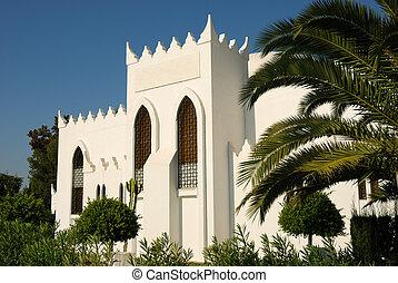 mezquita, marbella, españa